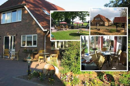 "Bed & Breakfast ""In `t veld"" - Wesepe"