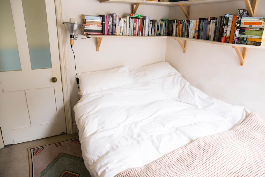 small second bedroom