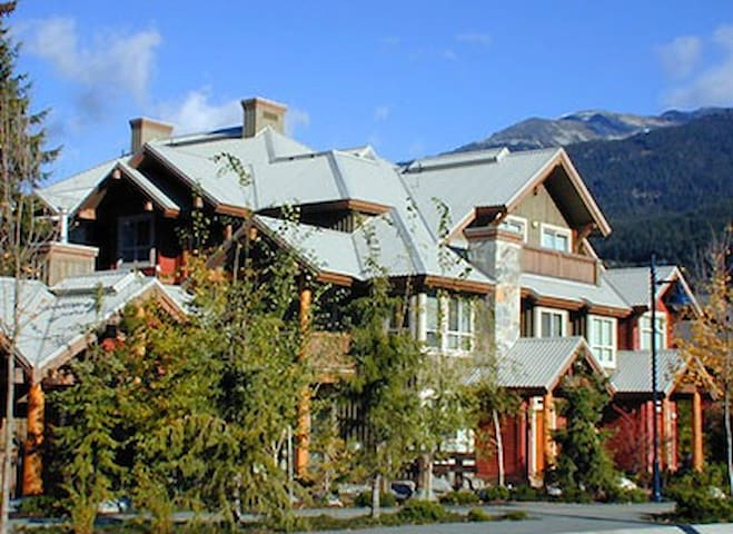 Symphony Townhouse - Whistler Village