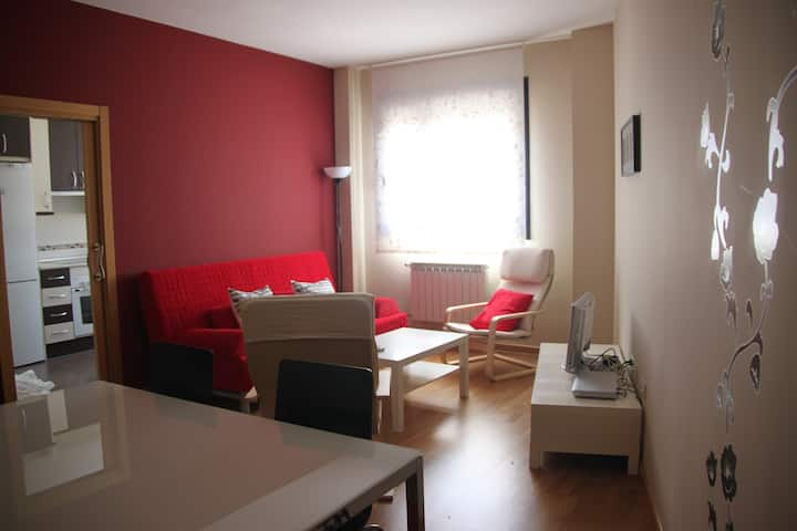 Tourist accommodation in Avila