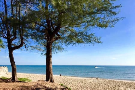New beach front studio - Tambon Kram