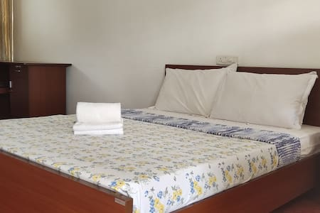 Accommodation in clam and serene place