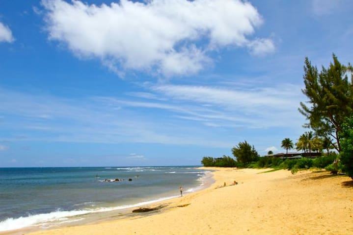 Beautiful North Shore Oahu,3 Beds! - Haleiwa - Casa