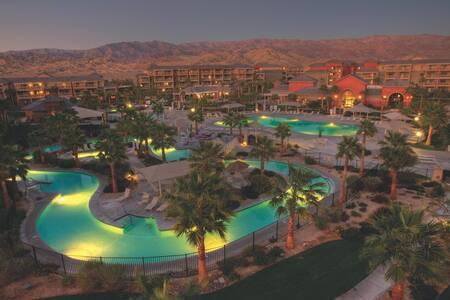 Indio Condo sleeps 4 Coachella #2 - Indio - Teilzeitwohnung