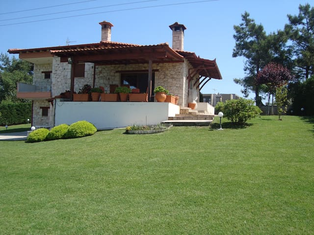 TRADITIONAL ESTATE - Chalkidiki - Villa
