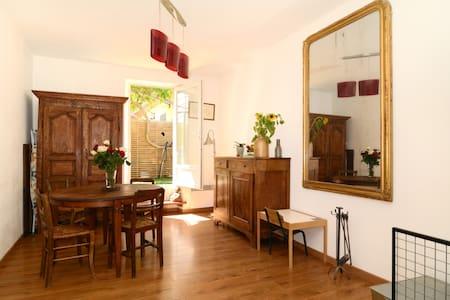 Appartement de caractère proche Aix - Venelles