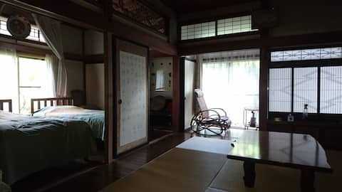 GAMON SO (Ninja Yashiki but old famer's house)