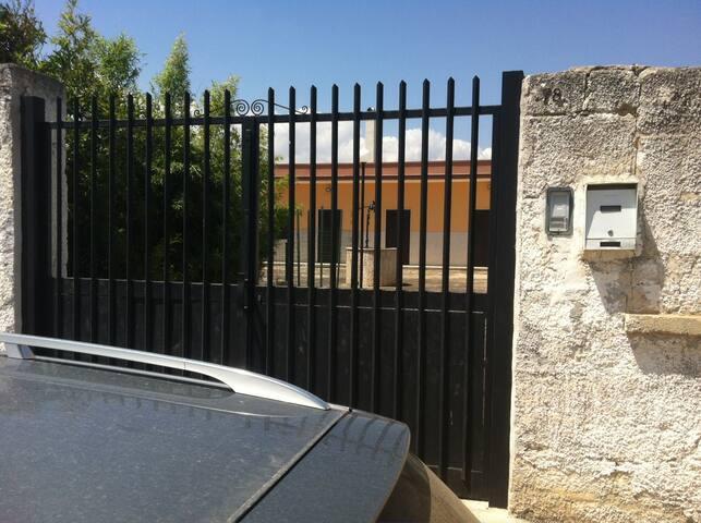 Villa Indipendente - Province of Bari - Huvila