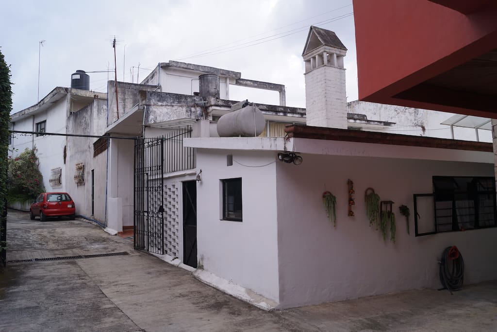 Charming fully furnished casita houses for rent in for Casitas veracruz