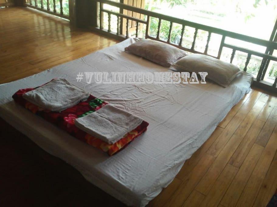 berth in Vu linh home stay