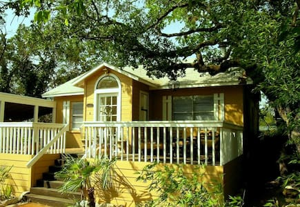 Eclectic Austin Cottage - オースティン