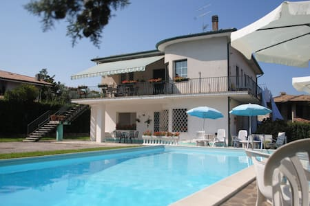 Bed and Breakfast da Beatrice - Sirmione - Inap sarapan