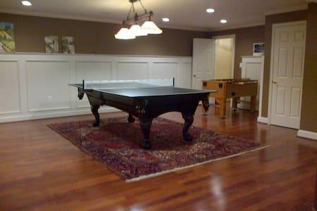 Luxury basement apartment - Leesburg - Casa