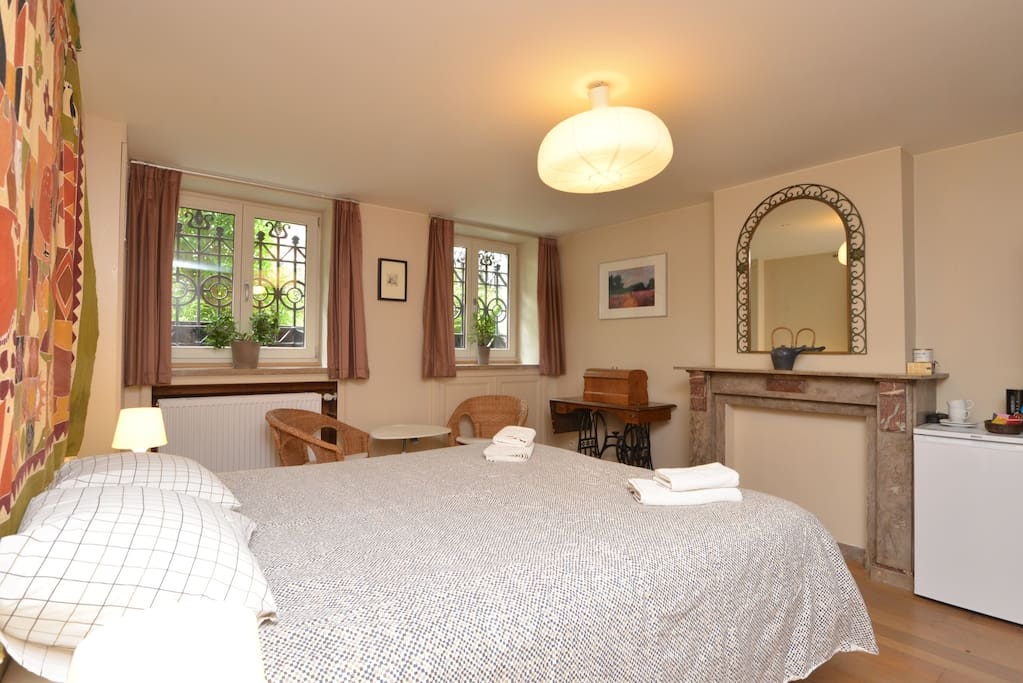 Large double in beautiful house