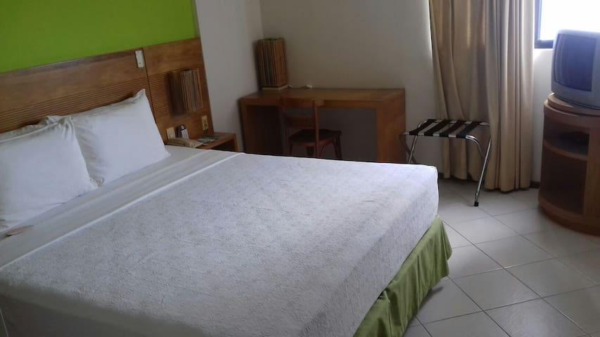 Flat localização privilegiada em Ponta Negra