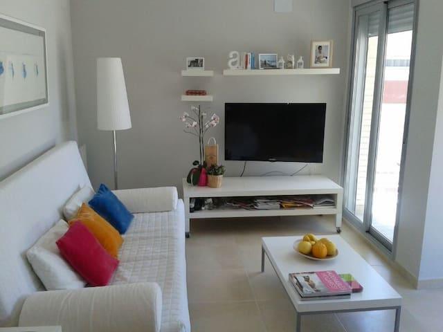 Apartamento Duplex en la playa - Les Cases d'Alcanar - Flat