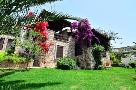 Gundogan Bodrum Stone Village Style
