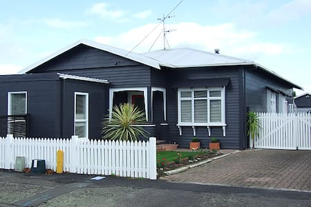 Wellesbourne B&B - The Double Room - Palmerston North