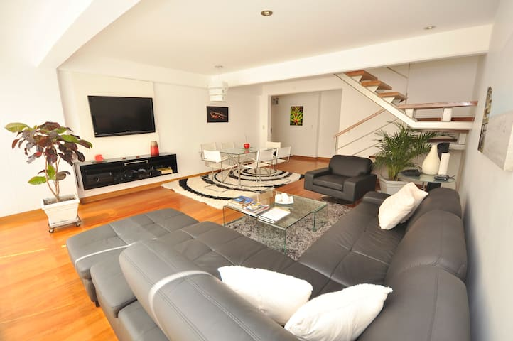 Duplex apartment in Miraflores - Miraflores District - Apartment