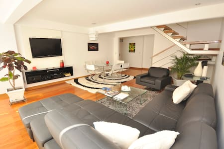 Duplex apartment in Miraflores