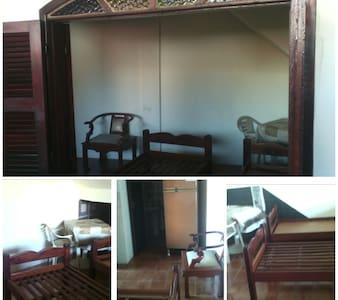 Suite em Saquarema, Centro, Praia da Vila. - Saquarema - Casa
