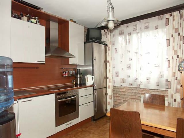 1-room apt, 7-min walk from Planernaya Metro St - Moskva - Apartment