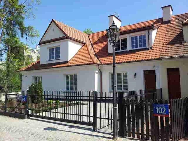 Apartament STARE BIELANY II - Warschau - Wohnung