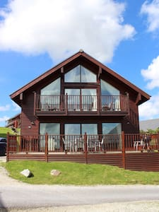 Peaceful spacious modern lodge - St Columb Major