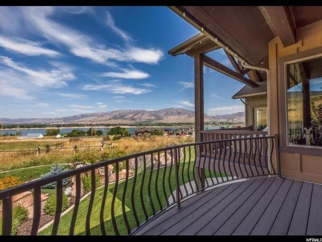 Lakeview Snowbasin Getaway with ALL the Amenities!