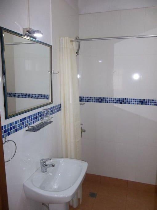 El baño moderno