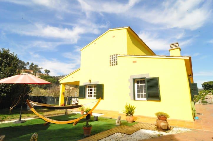 Casa Clavell- Sant Genís de Palafolls - Palafolls - House