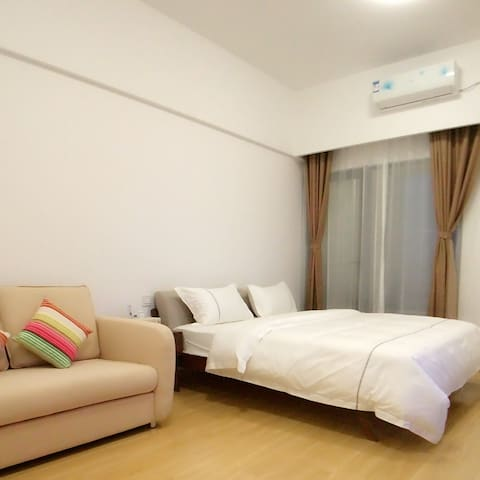 广州科学城、演艺中心旁边精装公寓 - Guangzhou - Flat