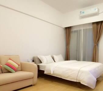广州科学城、演艺中心旁边精装公寓 - Guangzhou - Huoneisto