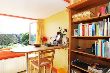 CLASSIC HOME: GARDEN VIEW, SERENE, 1bdrm - Heemstede