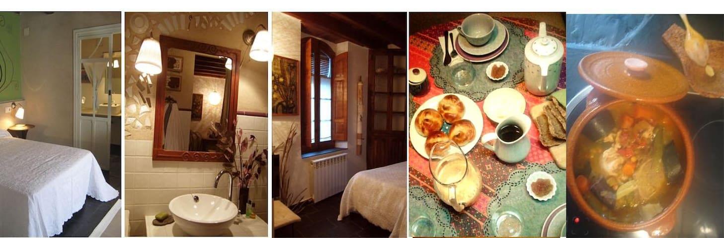 Habitaciones en El Rinconete - Forfoleda - Bed & Breakfast