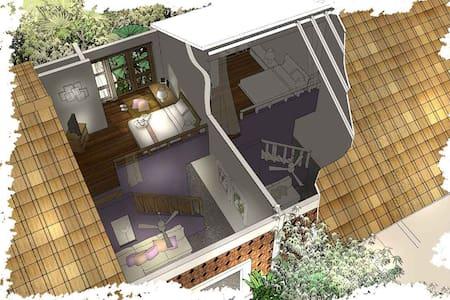 Secret Garden Ubud 2 Loft  - Ubud
