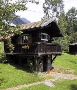 Stephen's mazot in Chamonix - Chamonix - Blockhütte
