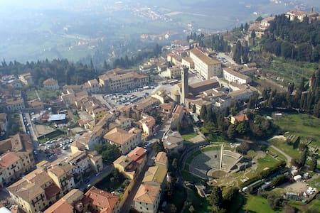 Apartment 1°floor Panoramic Fiesole