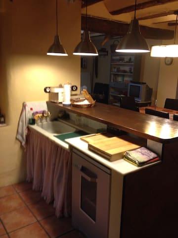 Cocina office.