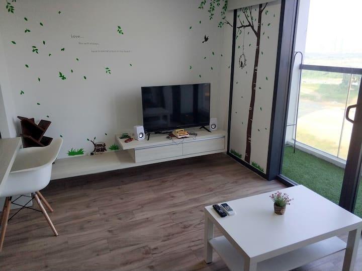 New Cozy Studio @ Cyberjaya | 2-3pax