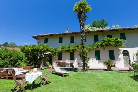 Cottage in Arignano - Arignano - House
