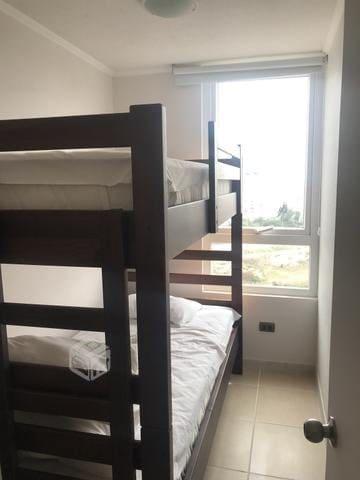 2 habitaciones pequeñas con camarote