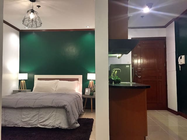 Executive Studio in Salcedo Village Makati City