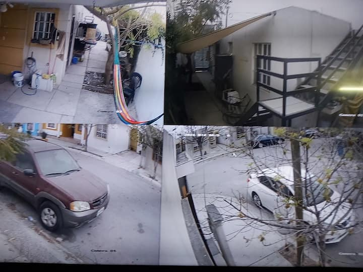 """Posada """"Came & Left"""" en Nuevo Leon"""