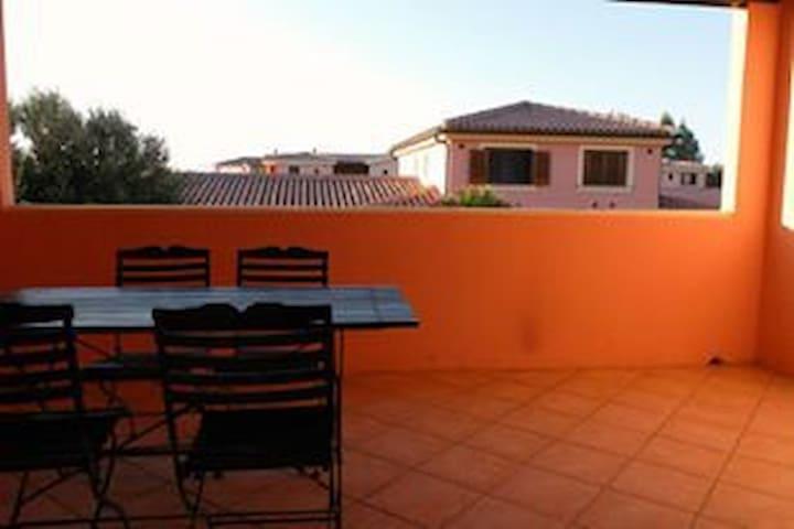 Appartamento in residence Sabba Lughente - Murta Maria