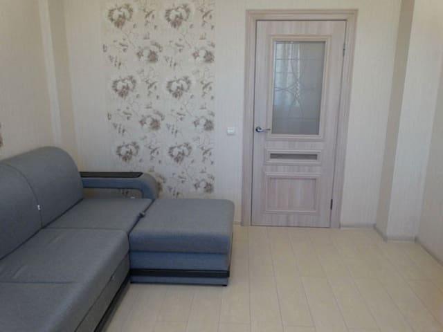Уютная однокомнатная квартира - Gelendzhik - Huoneisto