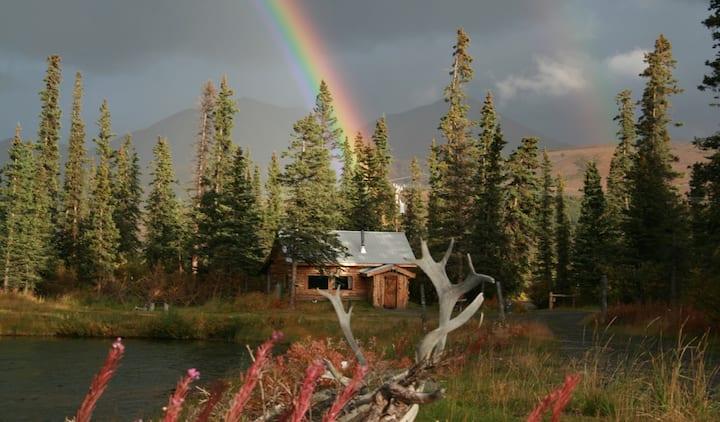 Adventure Denali's Maggie's Cabin