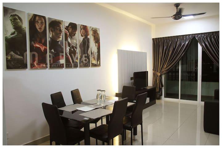Marvel studio homestay @ majestic Ipoh - Ipoh