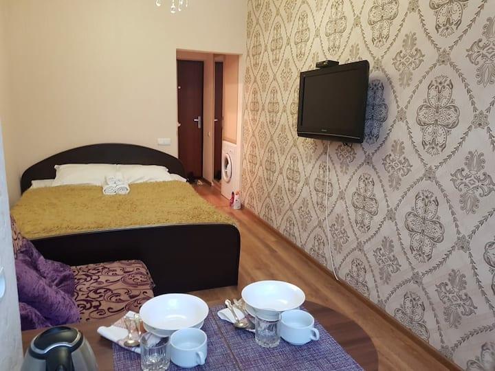 Уютная квартира в центре курортной зоны