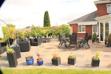 Patio & Garden Furniture for relaxation